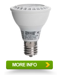 e90c4e0bae2 Ikea LEDARE LED Bulb E17 Reflector R14 Simple – whitracknervy